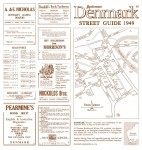 Historical Map Denmark WA 1949 Side A