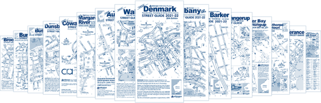 Street Guide Maps