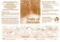 Trails Brochure Cover